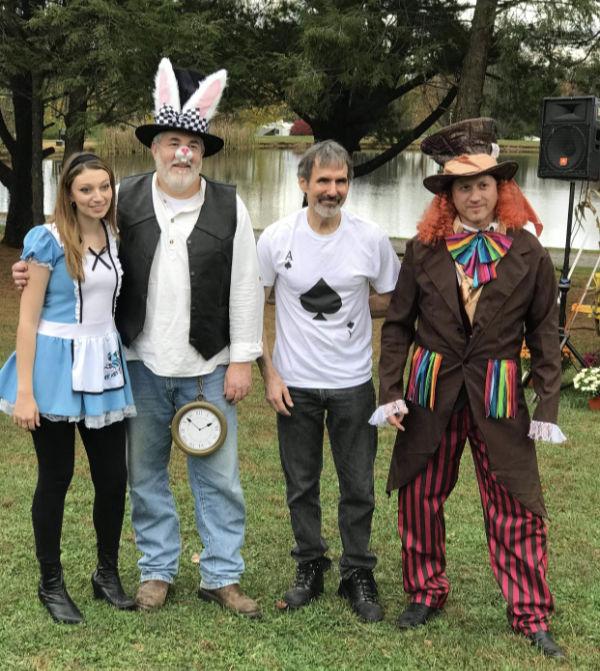 Wonderland in Wonderland